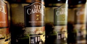 mt carmel brewing labels